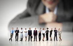 Business team concept Royalty Free Stock Images