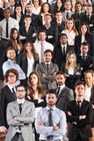 Business team corporate Stock Images