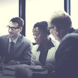 Business Team Corporate Organization Meeting Concept.  Stock Photo