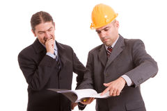 Business team discussing new project Stock Photos