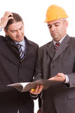 Business team discussing new project Royalty Free Stock Photo