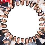 Business team frame Stock Photos