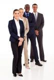 Business team full length Royalty Free Stock Photos