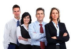 Business team. Royalty Free Stock Photography