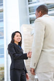Business Team Handshake Stock Photos