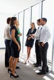 Business Team Having Informal Meeting Royalty Free Stock Photo