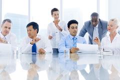 Business Team Meeting Royalty Free Stock Photos
