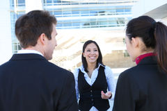 Business Team Meeting at Office Royalty Free Stock Photography