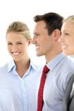 Business team membership Stock Photo