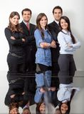 Business team at the office Royalty Free Stock Images