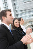 Business Team at Office Royalty Free Stock Image