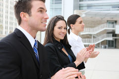 Business Team at Office Royalty Free Stock Photography