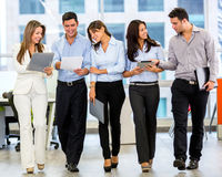 Business team at the office Stock Images
