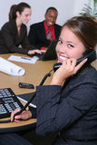Business Team in Office Royalty Free Stock Photo