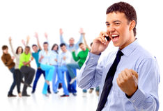 Business team people Royalty Free Stock Images