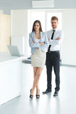 Business Team. Portrait of Successful Business People. Business Stock Image