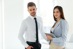 Business Team. Portrait of Successful Business People. Business royalty free stock photo