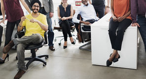 Business Team Professional Occupation Workplace Concept Royalty Free Stock Photography