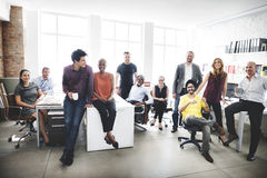 Business Team Professional Occupation Workplace Concept Royalty Free Stock Photo