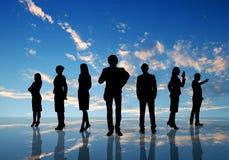 Business team Royalty Free Stock Photos