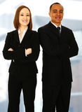 Business Team Standing royalty free stock photography