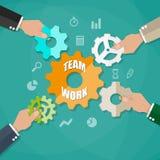 Business team and teamwork concept Stock Photos