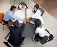Business team work Stock Photo
