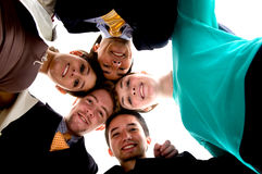 Business team work Stock Images