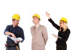 Business team work Stock Photos