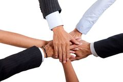 Business team work Royalty Free Stock Photography