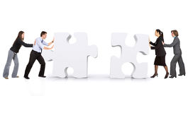 Business team work - diversity Stock Photos