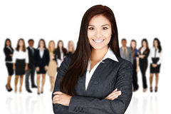 Business Team At Work Stock Images