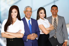 Business Team At Work Royalty Free Stock Image