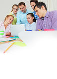 Business team work together Stock Photography