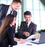 Business team working Stock Photos