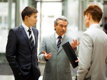 Business team working Royalty Free Stock Photo