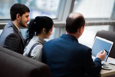 Business team working together. To achieve better results Royalty Free Stock Photo