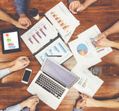 Business team working Royalty Free Stock Image