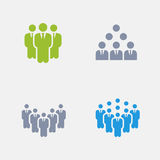 Business Teams - Granite Icons vector illustration