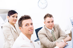 Business teamwork Stock Photos