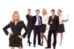 Business teamwork Stock Photography