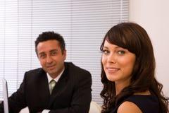 Business teamwork Royalty Free Stock Photos