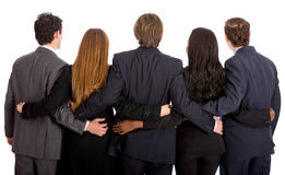 Business teamwork Stock Photography