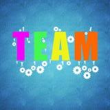 Business teamwork background concept Stock Photos
