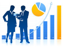 Business teamwork Stock Images