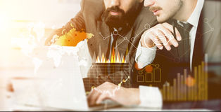 Business and teamwork Stock Image