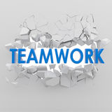 Business, teamwork cncept Royalty Free Stock Image