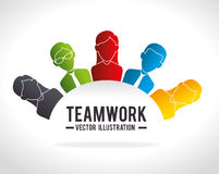 Business teamwork and leadership Stock Photos