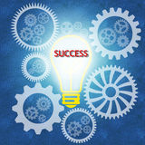 Business teamwork and success Royalty Free Stock Photo