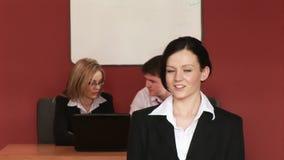 Business Teamwork Together  1 stock video